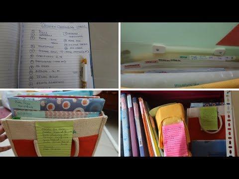 Document Organization   Simple & Effective Ideas