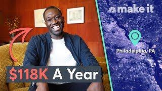 Living On $118K A Year In Philadelphia | Millennial Money