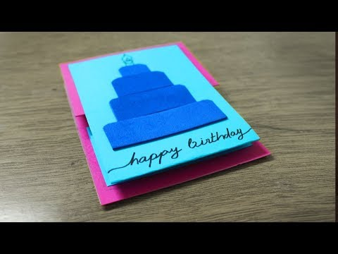 How to make Birthday Cards with photos - Handmade Cards with Photos