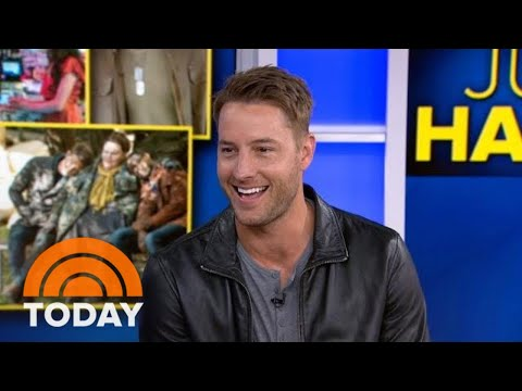 Justin Hartley Says The Next 'This Is Us' Season Is The Biggest One Yet | TODAY