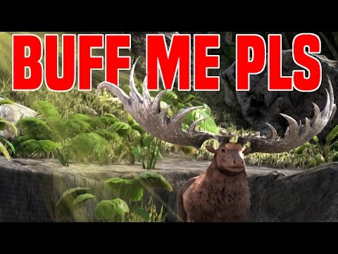 5 Ark Dinosaurs that NEED a buff! - ARK: SURVIVAL EVOLVED [PS4]