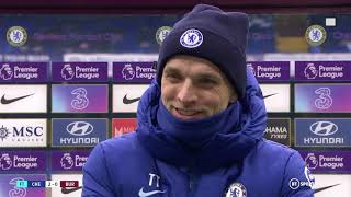 Timo Isn T The Only Striker Who Is Sensitive Thomas Tuchel Reacts To His First Win As Che