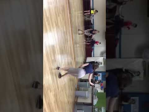 Fast Lindy Hop Dance Drill