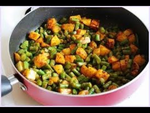 Recipe of Beans Gravy Sabzi Tasty and Heathy Food