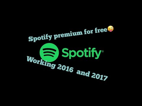 How to get Spotify premium free 2016 android and iOS