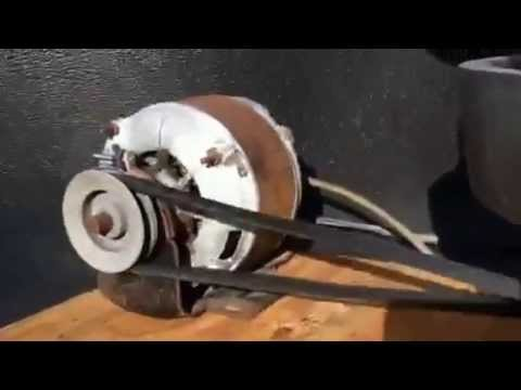 Craftsman Flat Lap Lapidary grinder and polisher