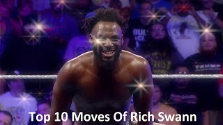 Top 10 Moves Of Rich Swann