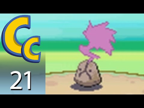 Pokémon Platinum - Episode 21: With Us in Spiritomb