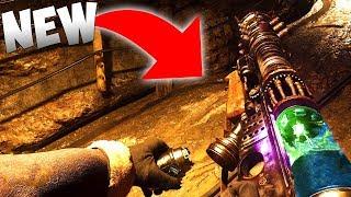 FOUND A NEW SECRET ZOMBIES GUN! (WWII Zombies)