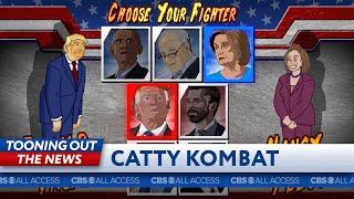 Catty Kombat Final Round: Donald Trump vs. Nancy Pelosi