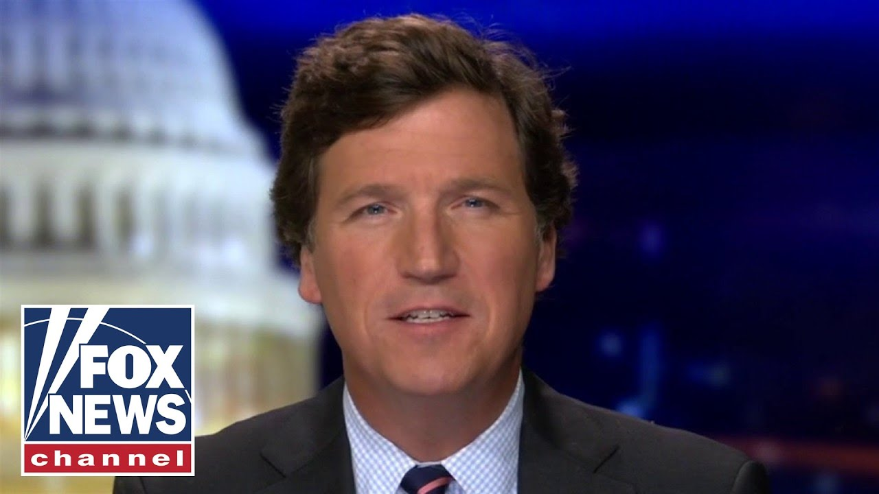 Tucker: Corrupt mainstream media takes lying to Olympic levels