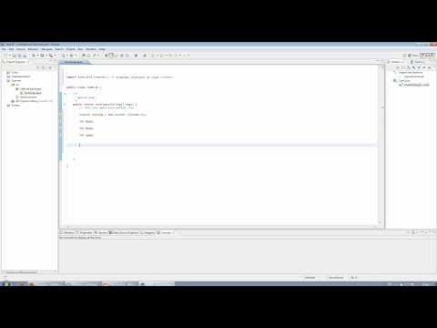 La Clase-Scanner Java.Part1