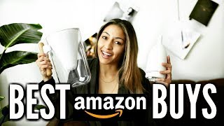 AMAZON FAVORITES! MY MUST HAVES FOR 2018   Nastazsa