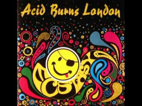 Acid Burns London - Orange Skies