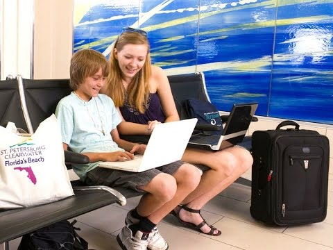 Score Free Wi-fi At The Airport
