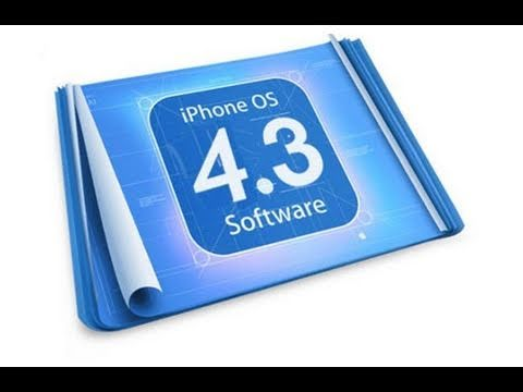 iOS 4.3 Released for iPhone, iPad, and iPod Touches!