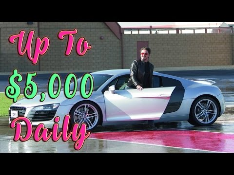 Make Money From Home UK - How Can I Make Money Online - 5000$ A Day