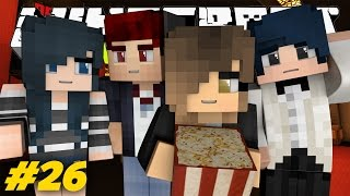 Yandere High School - FIRST DATE AT THE MOVIES! [S1: Ep.26 Minecraft Roleplay]