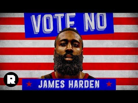 Vote NO for James Harden   2018 NBA MVP Attack Ads   The Ringer