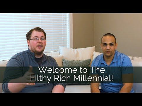 Our NEW Channel! - The Filthy Rich Millennial