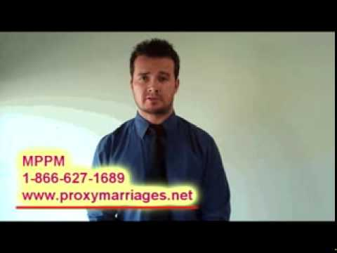 Proxy Marriage Military Benefits!