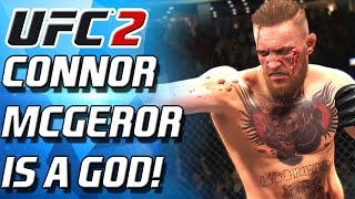 Download CONNOR MCGREGOR IS A GOD! CHAMPIONSHIP FIGHT! - EA SPORTS UFC 2 Video
