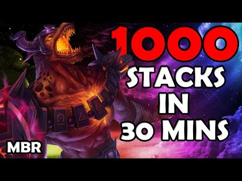 Infernal Nasus Vs GangPlank | 1000 Stacks In 30 Minutes / 30%CDR @ Lv1 | Season 7