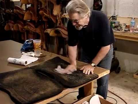 Clean A Really Dirty Saddle Pad in less than 5 minutes