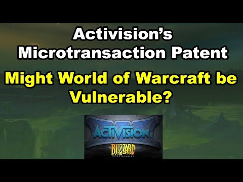 Will the Activision Microtransaction Patent Be Bad for Blizzard Games?