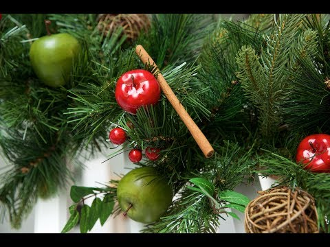Luxury Garlands from Christmas Direct