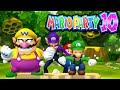 Mario Party 10 Wii U Coin Challenge 2 Player Luigi Vs Waluigi PART 13 Gameplay Walkthrough Nintendo