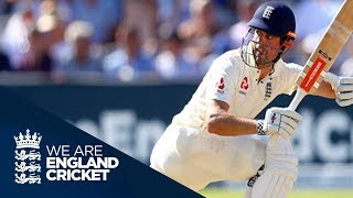 Ali and Cook Strengthen England