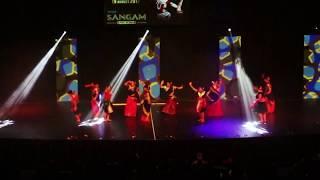 Rangdhali Dance Group   Sangam 19 August 2017