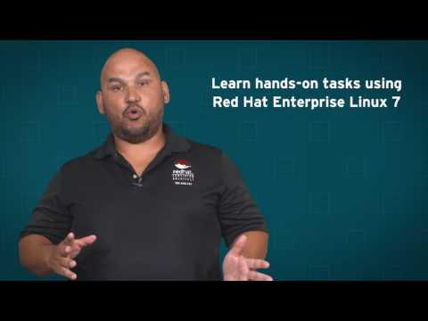 Fundamentals of Red Hat Enterprise Linux | Red Hat on edX