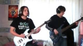 Nightmare ナイトメア - Moebius No Yuutsu メビウスの憂鬱  Bass And Guitar Cover