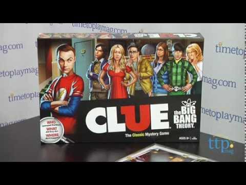 Clue: The Big Bang Theory from USAopoly