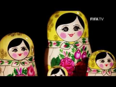 Russia 2018 Magazine: Inside famous Russian Dolls