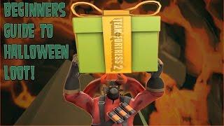 TF2 Showcase: Halloween Spells - Footprint, Paint, Weapon & Vocal ...