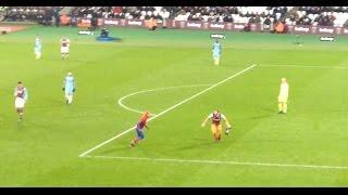Penalty reenactment by SPIDERMAN - West Ham vs Man City - 06.01.2017