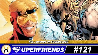 WB Developing Hawkman and Booster Gold DCEU Films   Superfriends #121