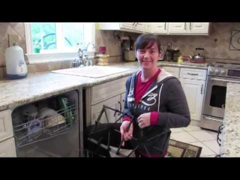 DIY HIP Chicks - How to clean your stove top easily
