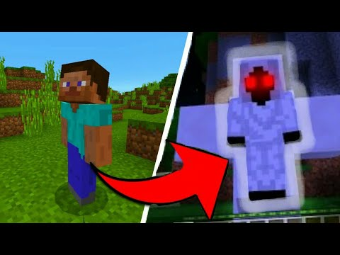 How To Turn Into Entity 303 In Minecraft  - tutorial (Pocket edition, Xbox, Ps4/3, Wii U, switch)