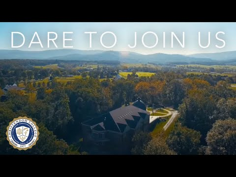 Dare to Join Us | Christendom College