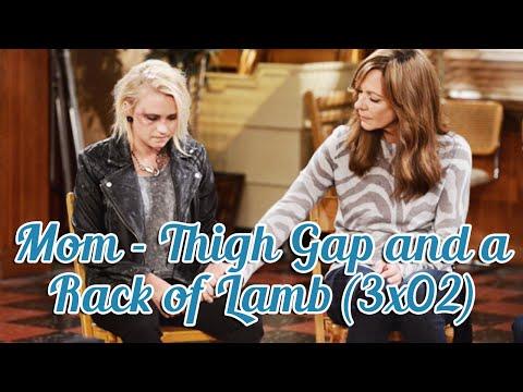 Xxx Mp4 Mom CBS 3x02 Thigh Gap And A Rack Of Lamb Promo 3gp Sex
