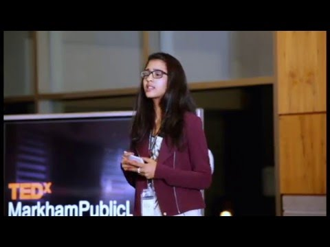 Rebuilding Self-Esteem After Addiction to Social Media | Sarayu Chityala | TEDxMarkhamPublicLibrary