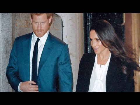 How Meghan Markle Went From Actress to British Nobility