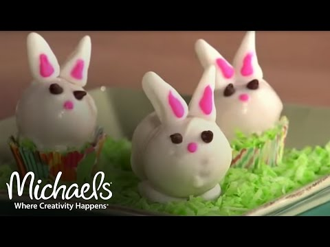 Easter Cake Pops | Easter Projects & Decor | Michaels