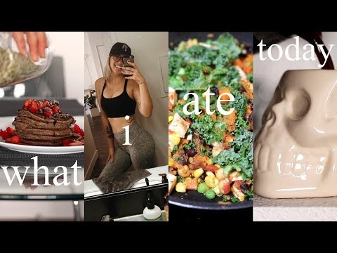 ♡WHAT I ATE TODAY as a VEGAN♡ [#28] (living alone edition!!)