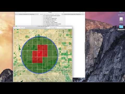 How to apply for an FAA Part 107 Broad Area Airspace Authorization