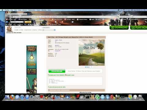 How to Get any Album for Free!! - Mac or Windows!